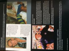Ferny's Obituary In Pompeys Programme v Man City